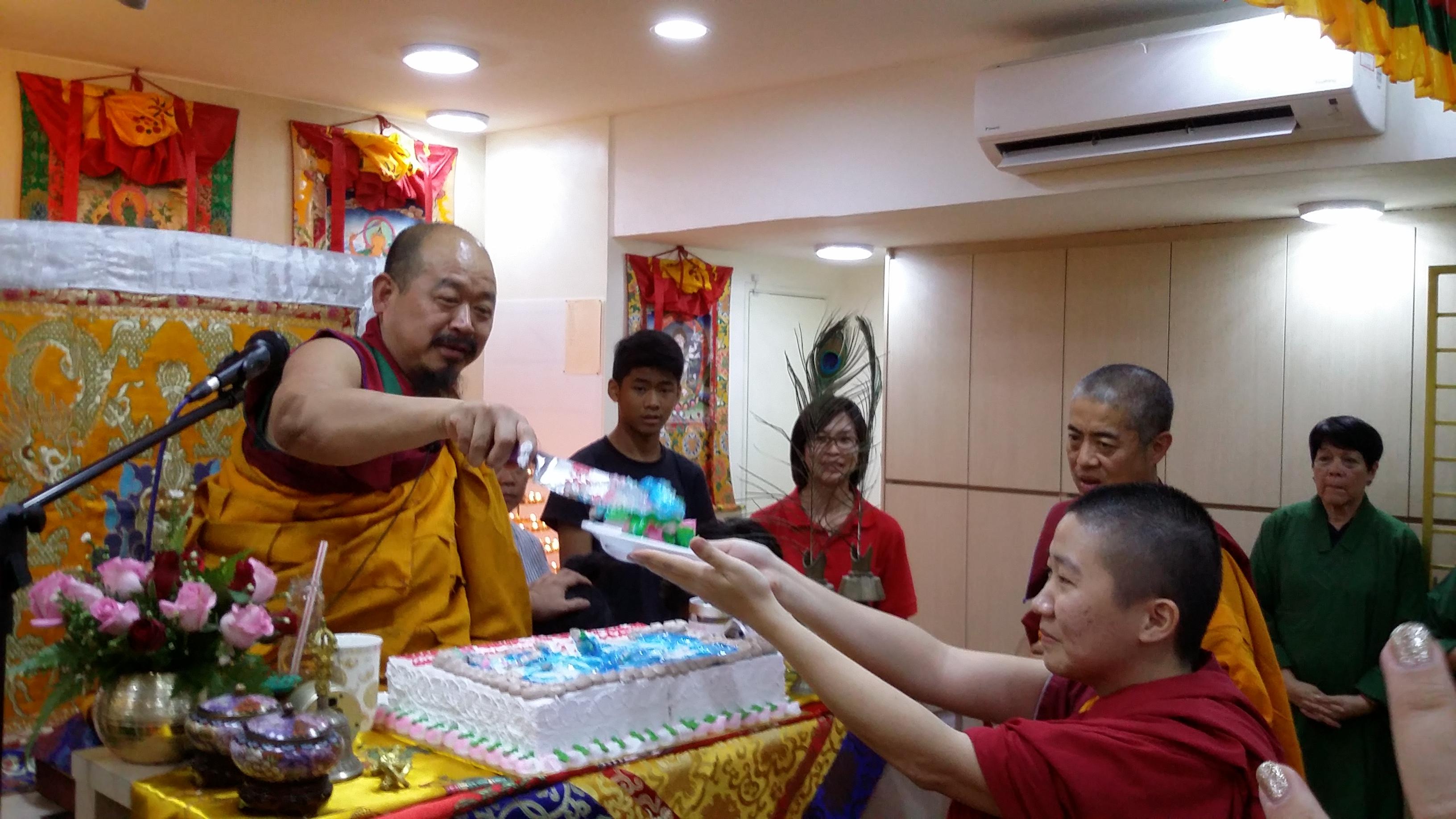 马来西亚嘎档巴佛教会 (格拉纳再也分会)