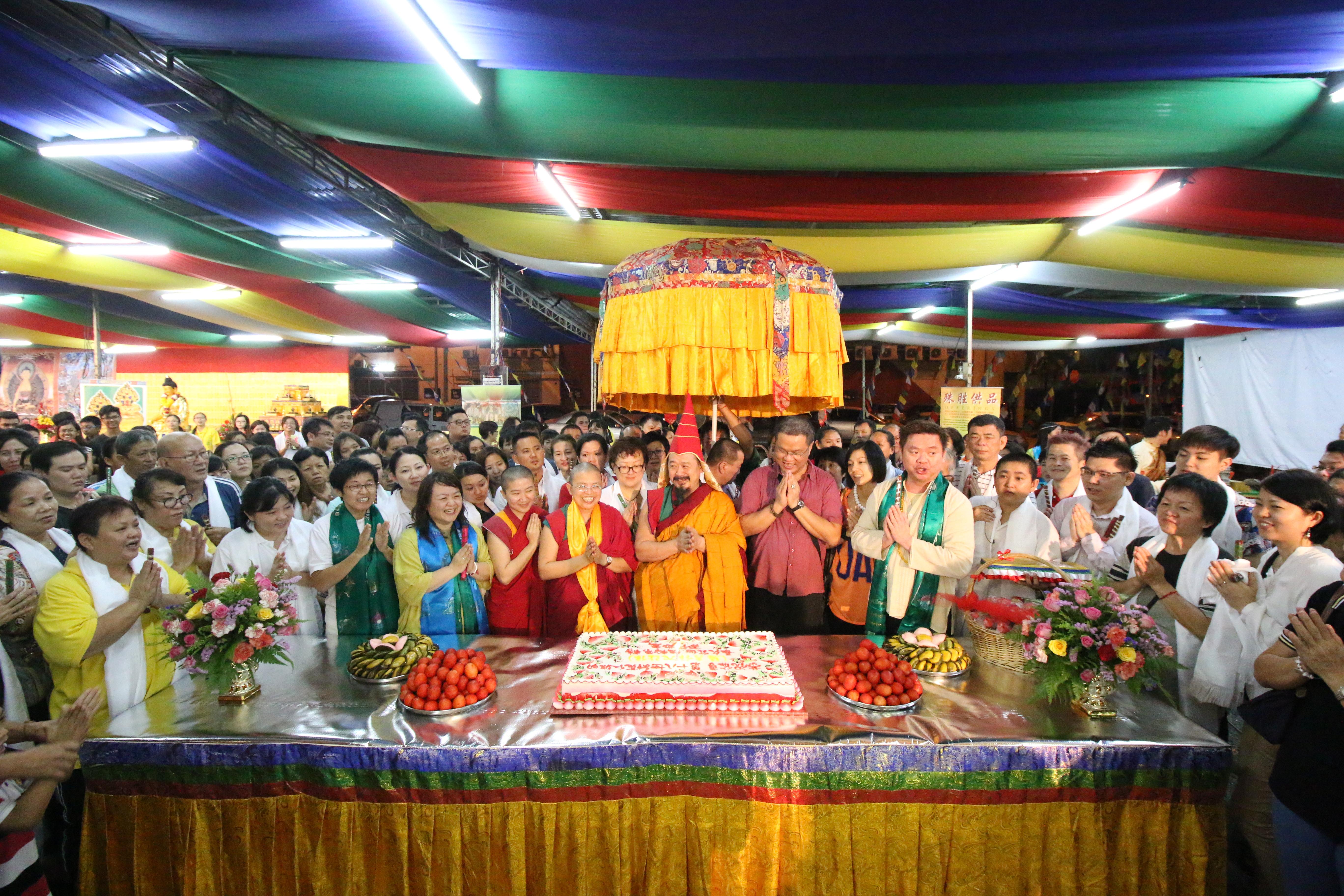 马来西亚嘎档巴佛教总会