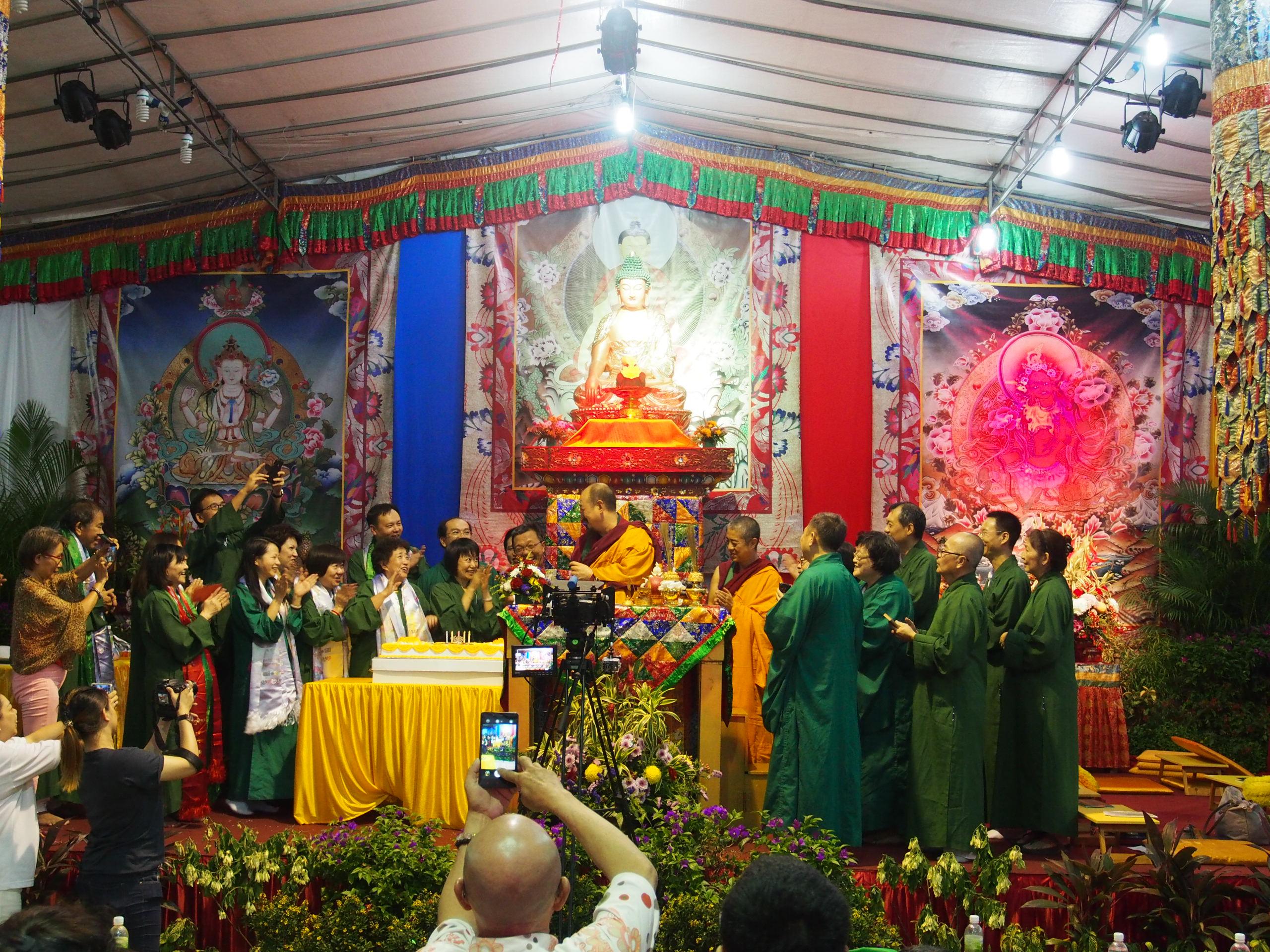 新加坡嘎档巴佛教总会